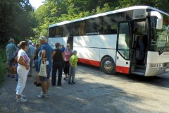 Plavba na Váhu, Hrad Strečno - 7.8.2020